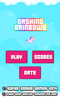 Dashing Rainbows- screenshot thumbnail
