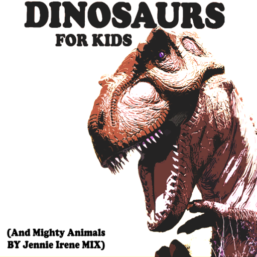 Dinosaurs for Kids - AudioBook