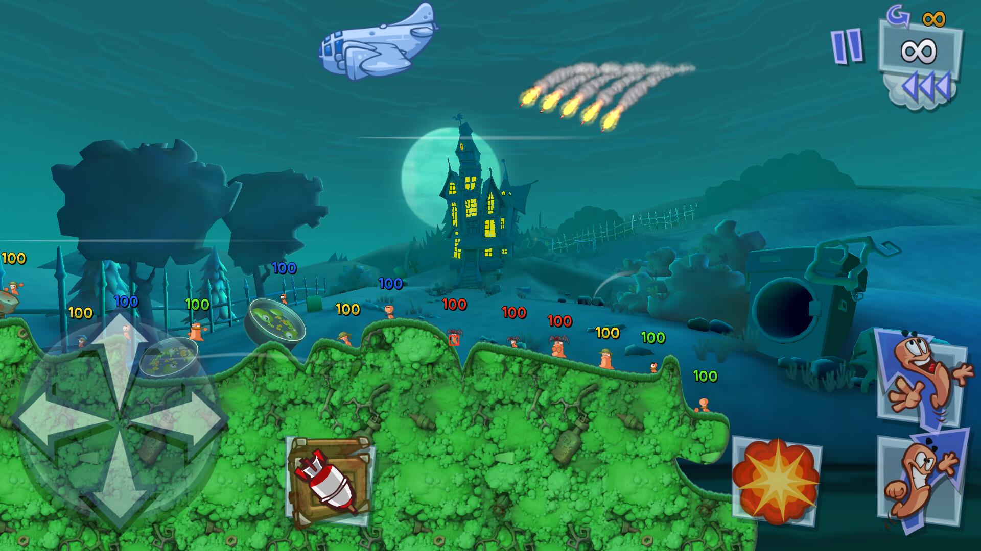 Worms 3 screenshot #6