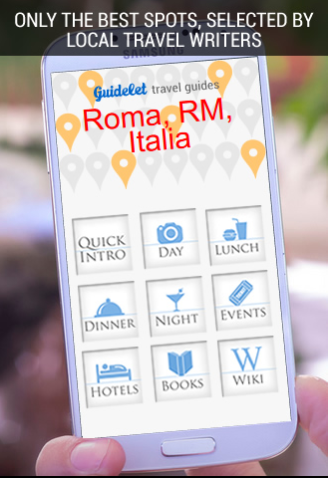 Rome Top 60 Travel Guide