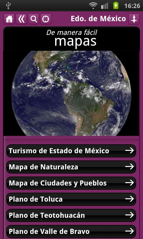 Estado de Mexico- screenshot