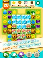 Screenshot of Happy Forest:cute animal match