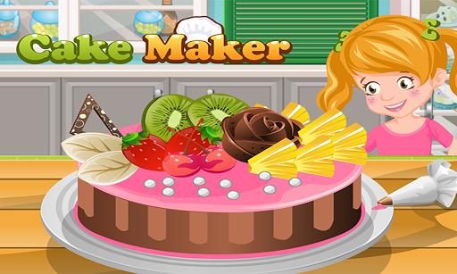 Cake Maker – Cake Game