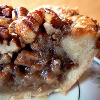 Honey Crunch Pecan Pie
