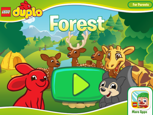 LEGO® DUPLO® Forest