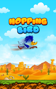 Jumping Bird Hopper Tree PRO