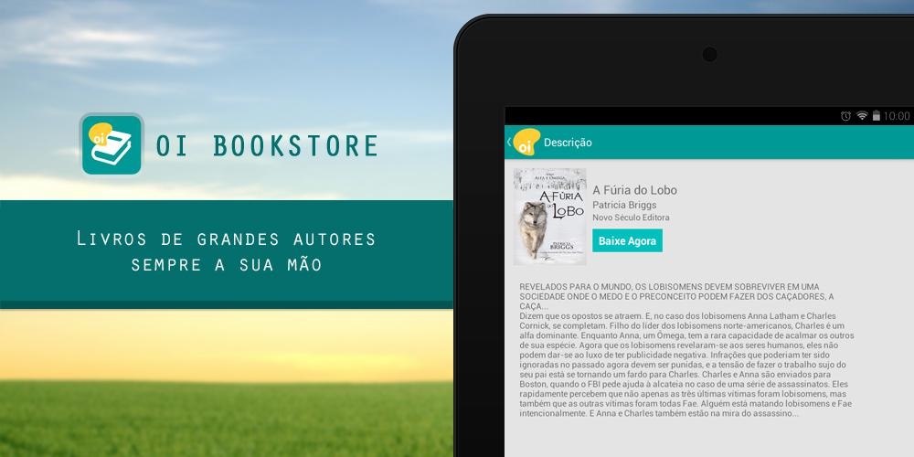 Oi Bookstore- screenshot