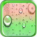 IOS 7 RainDrops & Water Drops icon