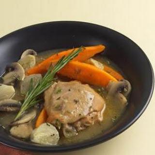 Chicken and Sweet Potatoe Stew
