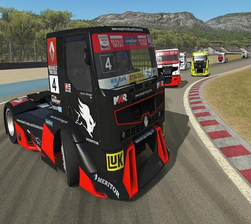 Truck Racing Game HD