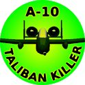 A-10 Taliban Killer 3D HD icon