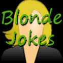 Blonde Jokes! logo