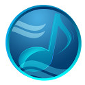 Mp3 Music Download Ocean icon