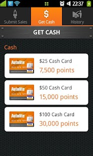 Autolite Rewards- screenshot thumbnail