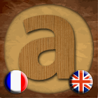 Anagram in French and English icon