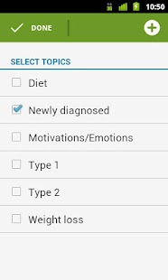 Diabetic Connect - screenshot thumbnail