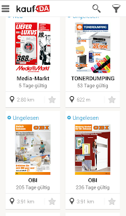 kaufDA - screenshot thumbnail