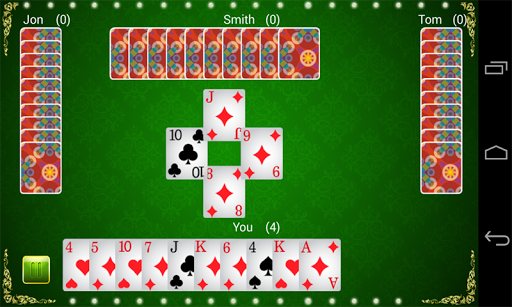 紅心撲克遊戲