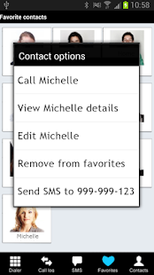Fast Dialer - screenshot thumbnail