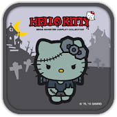 Hello Kitty Frankenstein Theme