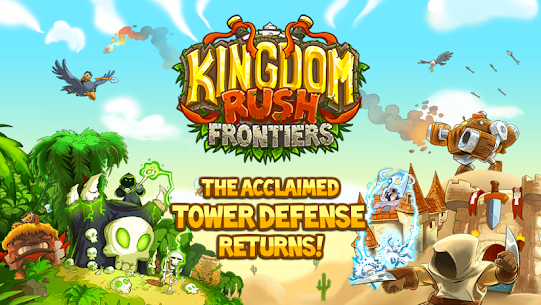 Kingdom Rush Frontiers APK 1