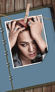 Bigbang G-Dragon Wallpaper 05