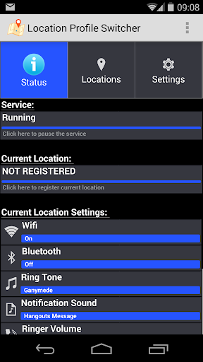 Location Profile Switcher