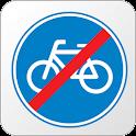 Gratis Verkeersborden Oefenen icon