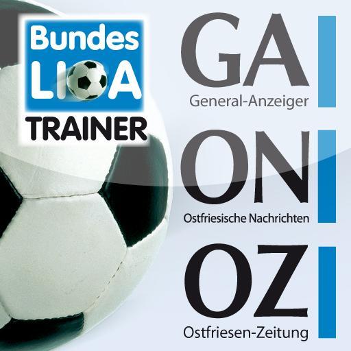 Bundesliga-Trainer ZGO LOGO-APP點子