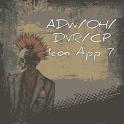 Icon App 7 ADW/OH/DVR/CP logo