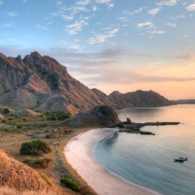 Padar Island by Amie Bintang - Landscapes Sunsets & Sunrises