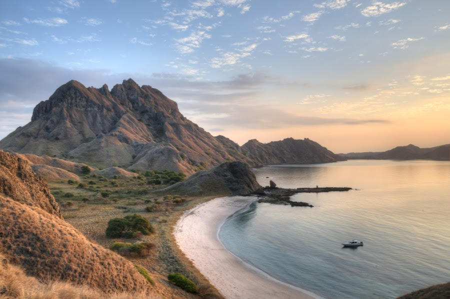Padar Island by Amie Bintang - Landscapes Sunsets & Sunrises