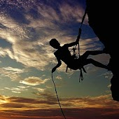 Outdoor Sports:rock-climbing