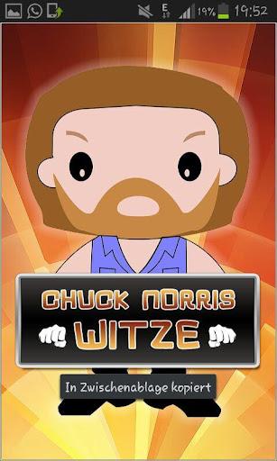 Chuck Norris Witze - deutsch