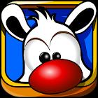 Puzzles de dibujos animados icon