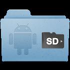 App 2 SD(Move app 2 SD) icon