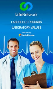 Laborlelet Kisokos - screenshot thumbnail