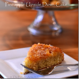 Old-Fashioned Pineapple Upside Down Cake.