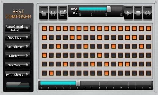 Best Composer - screenshot thumbnail