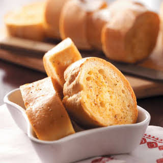 Buttery French Bread.