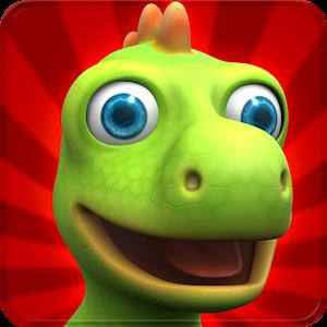 Talky Don The Dinosaur FREE 娛樂 App LOGO-硬是要APP