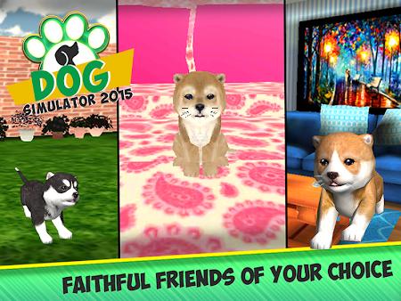 Dog Simulator 2015 1.1 screenshot 70033