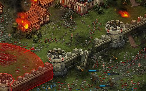 Throne Rush Screenshot 3
