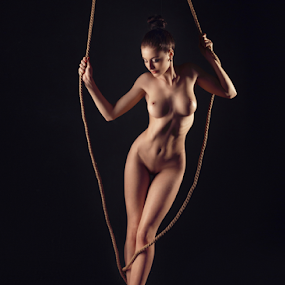 Narine by Andrey Stanko - Nudes & Boudoir Artistic Nude ( studio, girls, nude, naked, beauty )