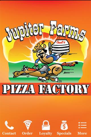 Jupiter Farms Pizza