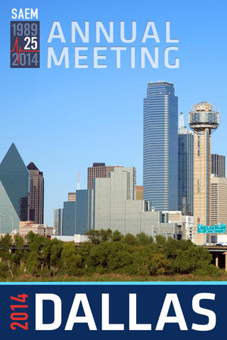 SAEM 2014 Annual Meeting