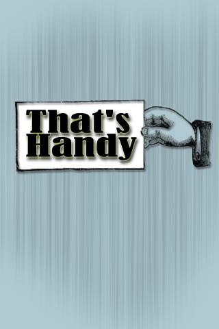 That's Handy