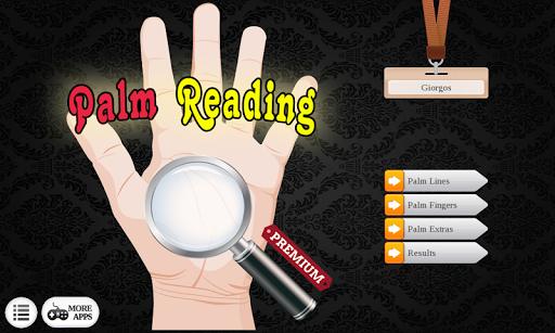 Palm Reading Premium HD