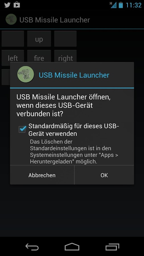 USB Missile Launcher - screenshot