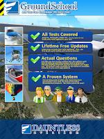 Screenshot of FAA Private Pilot Test Prep